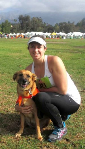 Tracy and Berlin at Race for the Rescues