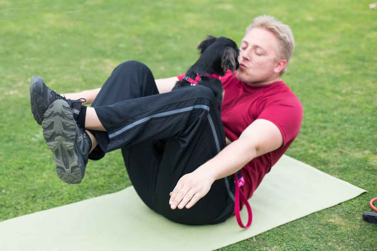 Workout With Your Dog Classes